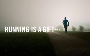 running-is-a-gift